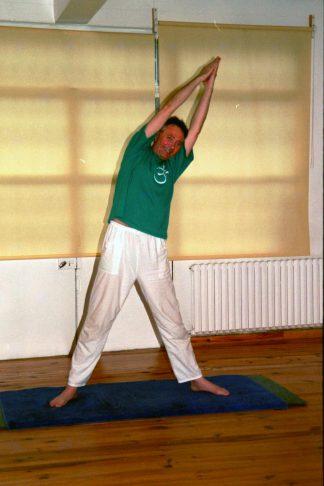 ref 7 séance de hatha yoga « faire flamboyer » son énergie